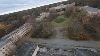FPV Drone Cinematic/Freestyle video in Jugendhochschule der FDJ