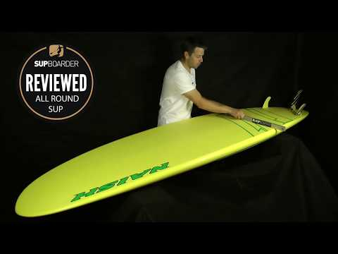 "Naish Nalu 10'6"" 2017 review / All round SUP"