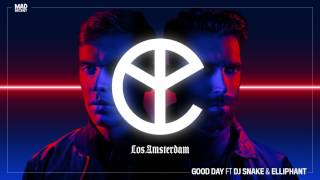 Yellow Claw - Good Day (feat. DJ Snake & Elliphant) [Official Full Stream]