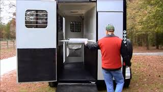 SoleMate One Horse Trailer