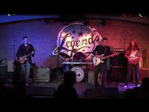 Buddy Guy's Legends - The Planetary Blues Band - Full Set