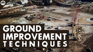Ground Improvement and Deep Foundation Design