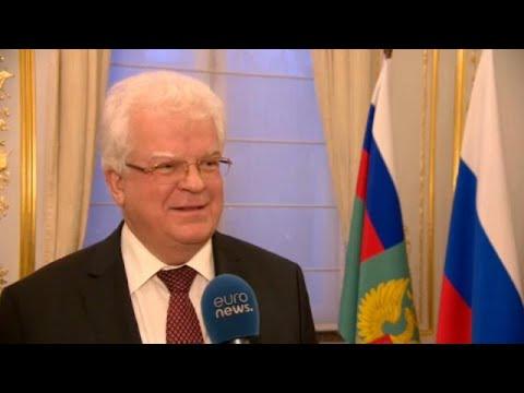 Η Ρωσία έτοιμη να συνεισφέρει σε ευρωπαϊκή αποστολή στη Λιβύη…