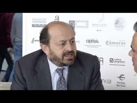 Entrevista a Mario Rubio en el #DPECV2014