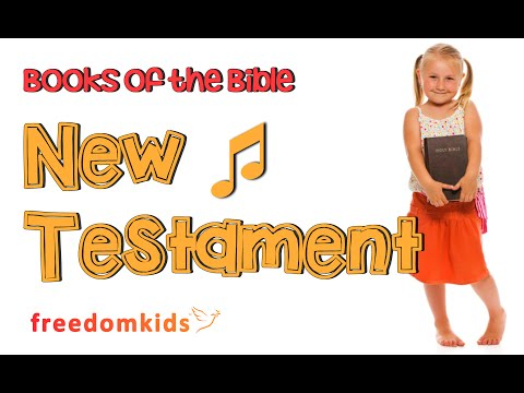Kids Worship Songs - Books Of The Bible Song  (NT) |  Freedom Kids Mp3