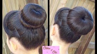 Clasica Dona / Chongo (2 Opciones) | Peinados Fáciles Y Rápidos | Peinados Para Baile