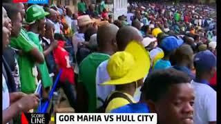 Kenya Premier League giants Gor Mahia vs Hull City