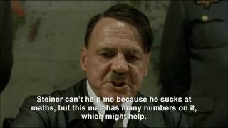 Hitler plans to find out what 1+1=