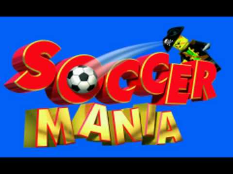 lego soccer mania gba review