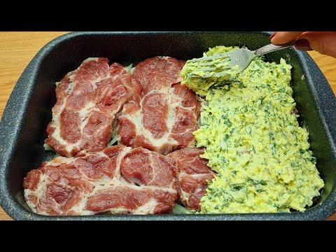 Zartes und unglaublich leckeres Fleisch im Ofen❗❗ Tolles Abendessen für die ganze Familie! # 147🔝