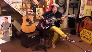 Darius - Colourblind - Acoustic Cover - Danny McEvoy