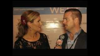 Chris O'Donnell at Windy City West Party 2012