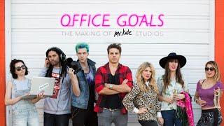 Studio Tour | Office Goals | Mr Kate Episode 1