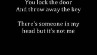 Pink Floyd - Brain Damage (With Lyrics)