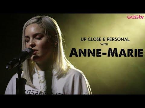 Anne-Marie Ungkap Fakta yang Belum Diketahui Orang-Orang