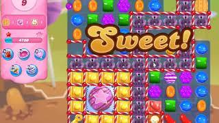 Candy Crush Saga Level 4245 NO BOOSTERS