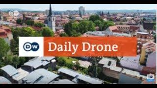 #DailyDrone: Georgenburse, Erfurt | DW English