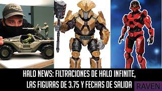 HaloNews   Filtraciones de las figuras de Halo Infinite de Jazwares de 3.75\