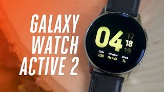 Samsung Galaxy Watch Active 2 hands-on: bezel control is back