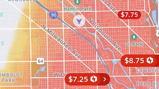 How To Make Two Thousand Dollars With The Flat Surge On Uber.