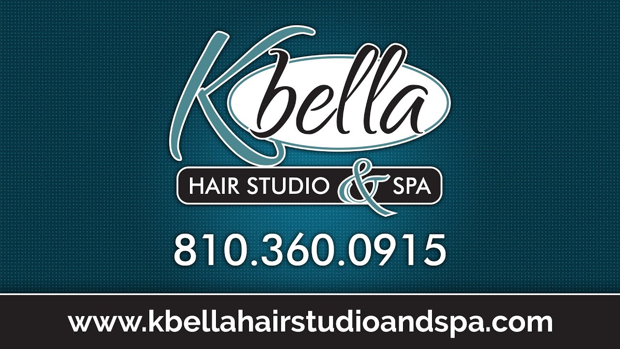 K Bella Hair Studio & Spa Commercial