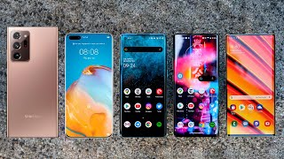 Top 5 Best Latest Flagship Smartphone of 2020