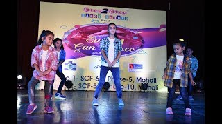 Buzz | Aastha Gill | Badshah | Dance Performance By Step2Step Dance Studio | Easy Steps Choreography