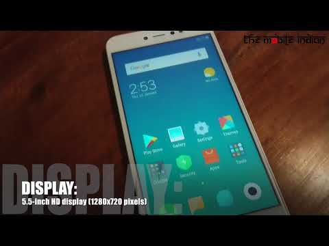 Xiaomi Redmi Y1 Unboxing and First Look