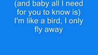 Nelly Furtado I'm Like a Bird Lyrics