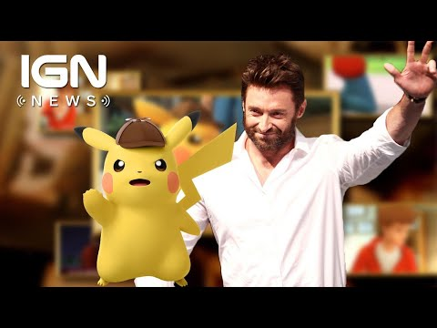 Detective Pikachu Movie Wants Hollywood Voices - IGN News