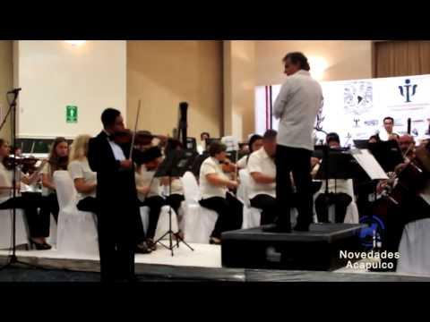 Ver vídeoTalento del violinista con síndrome de Down