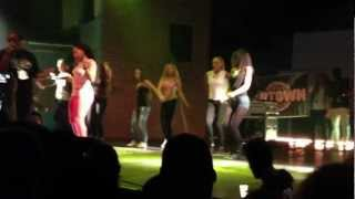 2Pac feat. Outlawz live 13.09.2012 Stockholm - Just Like Daddy