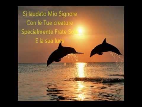 Cantico delle Creature - Angelo Branduardi (con testo)