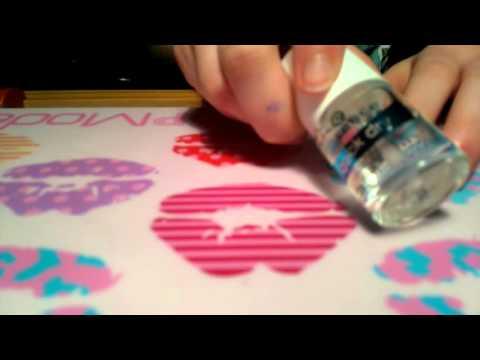 Wie den Beutel der Nägel zu behandeln