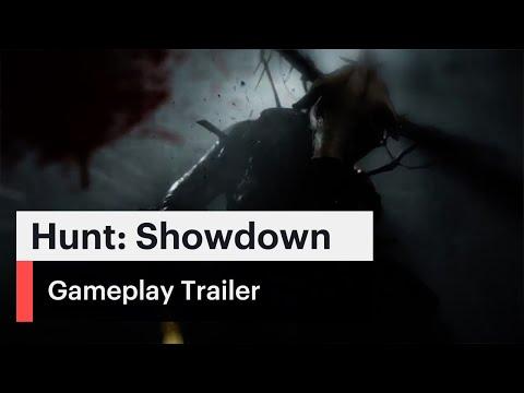 Hunt: Showdown - Gameplay Trailer thumbnail