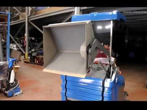 Yer Süpürme Makinası - Akülü Yer Süpürücü