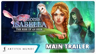 Princess Isabella: The Rise Of An HeirOfficial ESRB trailer