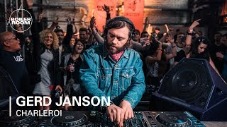 Gerd Janson - Live @ Boiler Room x Eristoff Day/Night Belgium 2019