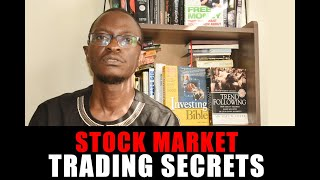 Secrets to the stock market  |  Secrets to profitable stock investing   |  Stock Market Success