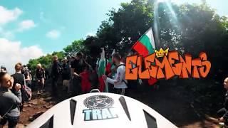 От Копитото на Витоша до София с колело в 360 градуса / VR видео