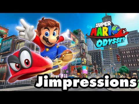 Super Mario Odyssey – Hatters Gonna Hat (Jimpressions) video thumbnail
