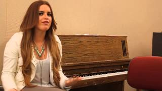 A-Sides: Daniela Brooker Acoustic Interview