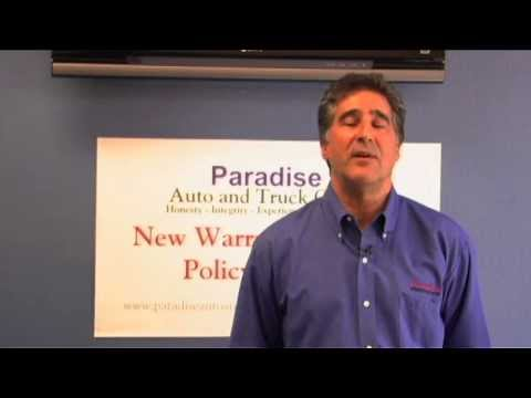 Paradise Auto and Truck Center video