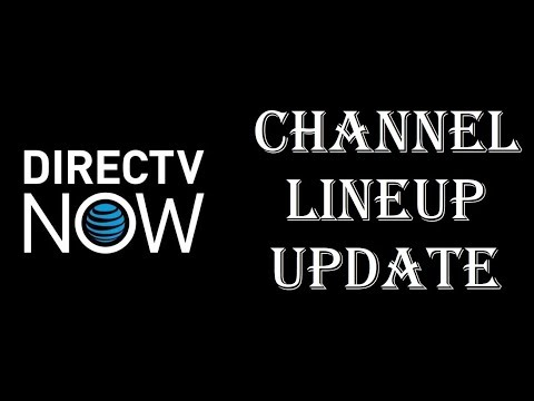 DirecTV Now Channel Lineup & Top Channels You Don't Get - Live A Little Just Right Go Big Gotta Have