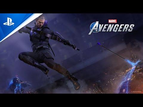 《漫威復仇者聯盟》鷹眼登場預告 Marvel's Avengers