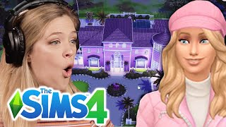 Kelsey Chooses A Barbie Dream House In The Perfect Sim Challenge   Part 9