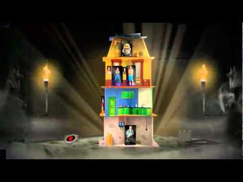 Das Haus Anubis 3D Brettspiel
