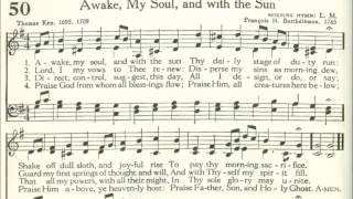 """Video thumbnail of """"Awake, My Soul, and with the Sun (Morning Hymn)"""""""