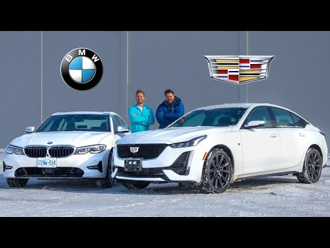 External Review Video 2vUPgEiqHI0 for Cadillac CT5 Sedan