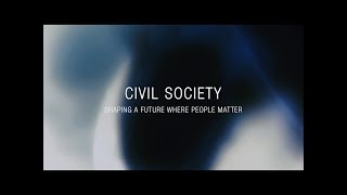 Thumbnail for Civil Society | Shaping A Future Where People Matter